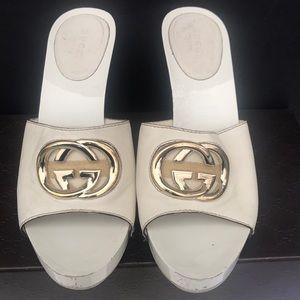 "Gucci GG""High Heels Sz: 6.5"
